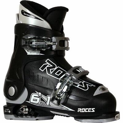 как выглядит Roces Idea Adjustable Kids Ski Boots 2018 фото