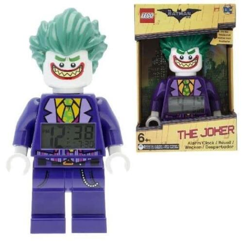 Lego Batman movie 9007309 Joker wekker