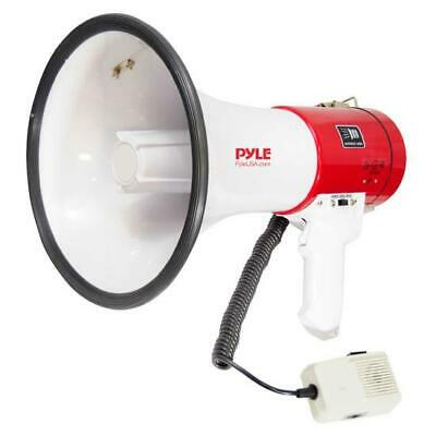 PYLE PRO PMP58U Professional Piezo Dynamic 50-Watt Megaphone