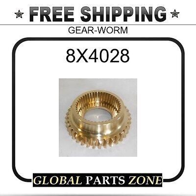 8X4028 - GEAR-WORM 6G1538 for Caterpillar (CAT)