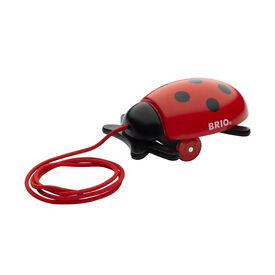 BRIO Ladybug - wooden toddler toys - brand new in box