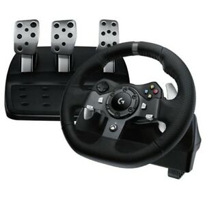 Logitech G920 with SHIFTER