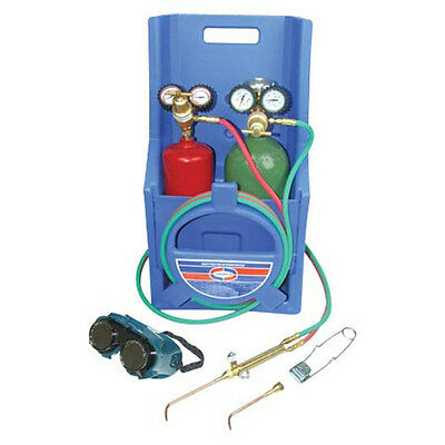 Ez-flo 42229 Uniweld Oxyacetylene Welding And Brazing Kit Without Tanks