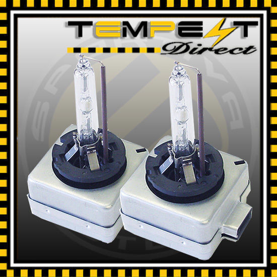 D1S HID Xenon OEM Headlight Replacement Bulbs for Cadillac Escalade 1 Pair of 2
