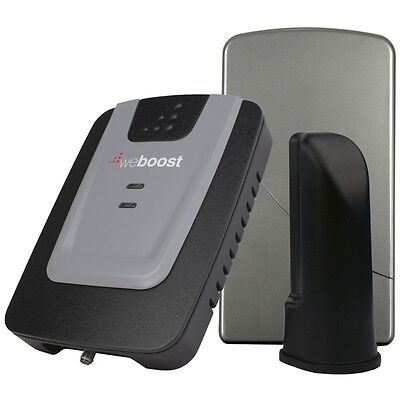 REFURBISHED weBoost Home 3G Desktop Cell Phone Signal Booster   473105 repeater