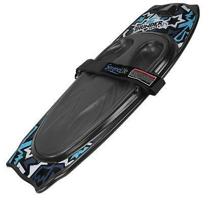 "Serene-Life Watersports Thunder Wave 50"" Kneeboard w/ Integrated Hook Knee Board"