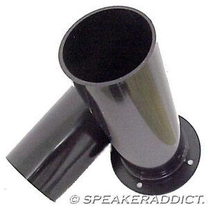 2-Adjustable-Tuning-Speaker-Sub-Woofer-Box-Port-Tube