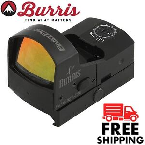 Burris FastFire 3 300234 Red Dot Sight 3 MOA Fast Fire III With Picatinny Mount