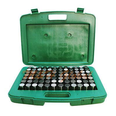 84 Pc Steel Plug Pin Gauge Set Minus Pin Gage Gauges M7 .917-1.000