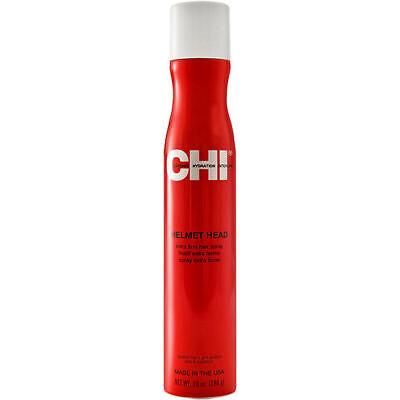 CHI Helmet Head Extra Firm Hair Spray 10oz