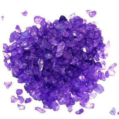 ROCK CANDY CRYSTALS GRAPE, 1LB](Crystal Rock Candy)