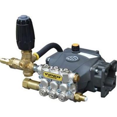Ar Viper Vv3g27 Pump Made Ready Fully Plumbed Pump 3 Gpm 2700 Psivrt Unloader