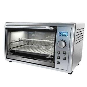 Oven Black & Decker TO4211SKT 9 Slice Toaster Oven