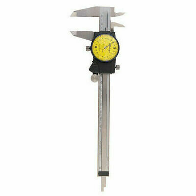 Mitutoyo Metric Dial Caliper 0-150mm Graduation 0.02mm Analog Calipers 505-730