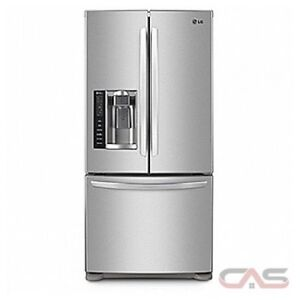 LG & Sumsung French Door Refrigerator Start From