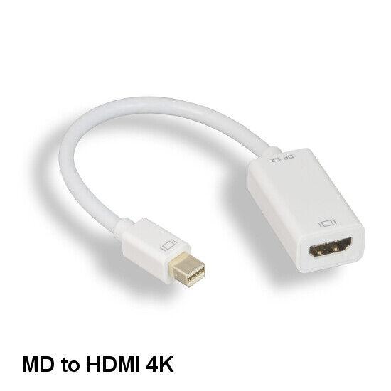 mini displayport 1 2 to 4k hdmi