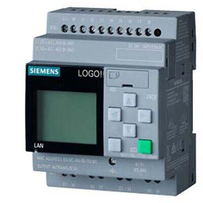 1pc New Siemens 6ed1052-1cc01-0ba8 Logo Controller 6ed1 052-1cc01-0ba8