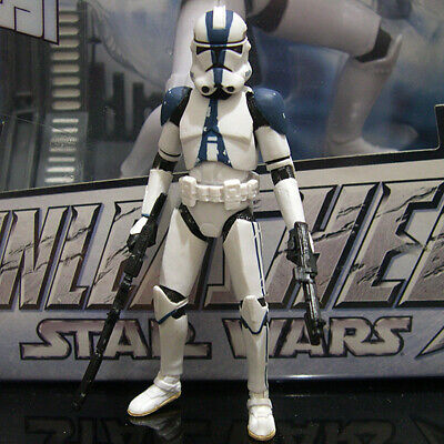 """STAR WARS the vintage collection 501st LEGION CLONE TROOPER 3.75"""" rots ep3 VC60"""