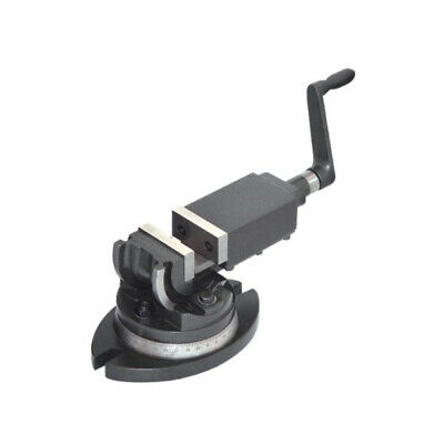 New Precision 2 Way Tilting Swiveling Machine Vise 2 50mm Angular Vices