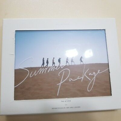 BTS Bangtan Boys i 2016 Summer Package in Dubai Photobook DVD Full Set