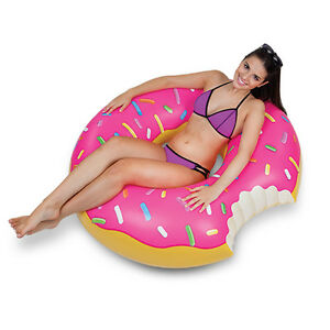 Mmm... Giant Donut Pool Floats! by Big Mouth Toys Peterborough Peterborough Area image 3