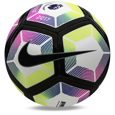 Nike Premier League Skills Ball Soccer Football White/Black SC2963-100 Size 1