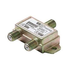 Eagle Satellite Diplexer Splitter Combiner 2GHz 1 Port DC Passive Combines Video