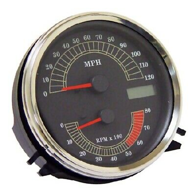 ELECTRONIC SPEEDOMETER WITH TACHOMETER FOR HARLEY FLHR 95/03, SOFTAIL 00/03