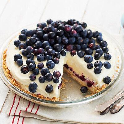 Blueberry Ice Cream Pie Recipe