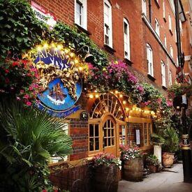 Festive Christmas Meet Up Dinner at Sarastro, Drury Lane.[Covent Garden]