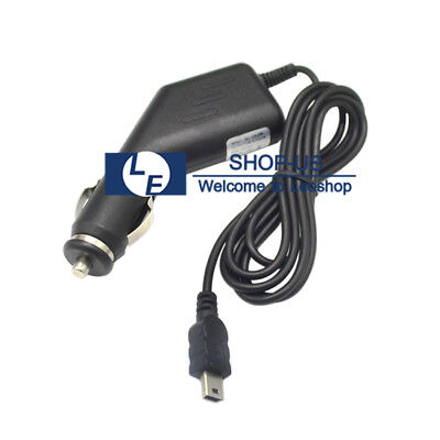 New Car Charger Cable Adapter for Garmin Nuvi GPS  200 200w 205 205W 370 670 770