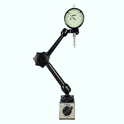Insize 2307-1 0-1 Dial Indicator Noga Mg10533 Magnetic Base