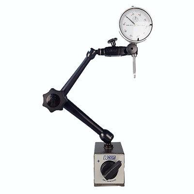 All Industrial 52000 0-1 Dial Indicator Noga Dg61003 Magnetic Base