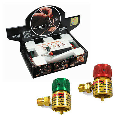 Smith Little Torch Jewelry Soldering Kit With 5 Tips Hose And Smith Regulators
