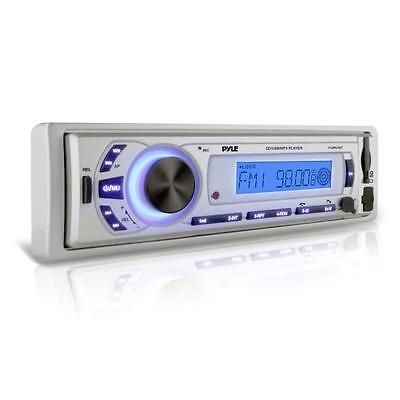 PLMR21BT Bluetooth Marine Boat Radio Receiver USB/SD/MP3 AM/FM Radio & Remote