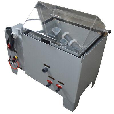 110l Salt Spray Testing Chamber B117 Laboratory Corrosive Fog Test Machine