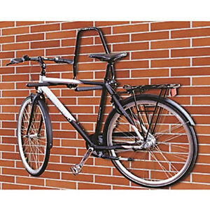 PEDALPRO-STRONG-FOLD-AWAY-WALL-MOUNTED-CYCLE-RACK-HOLDER-FOR-BIKE-BICYCLE-GARAGE