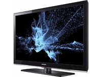 """SAMSUNG 40"""" INCH HD LCD TV WITH BUILT IN FREEVIEW **DELIVERY IS POSSIBLE**"""