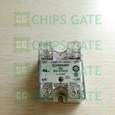1pcs New Crouzet Gn84137010 Gn 84137010 Plc Amp Heater Relay Fast Ship