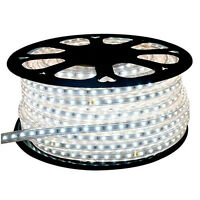 120Volt Outdoor Cool White LED Rope Light 150Ft