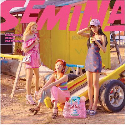 Gugudan | 구구단 | Single Album [ Semina ] Album+ Photo Card