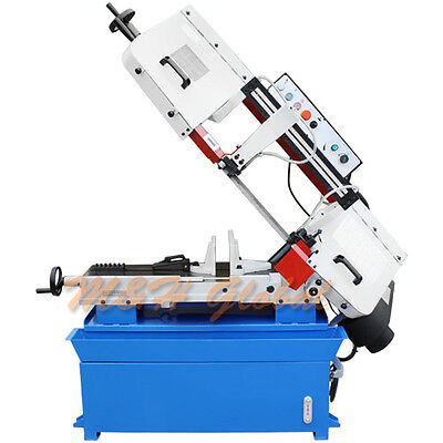 3 Phase 9 X 16 Hydraulic Horizontal Metal Cutting Band Saw 1.5hp 1.5 Kw