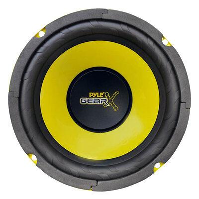 Pyle PLG64 6.5-Inch 300-Watt Mid-Bass Woofer 300 Watts 4-ohm