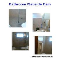 Rénovations ouest de l'ile, Vaudreuil, valleyfield.