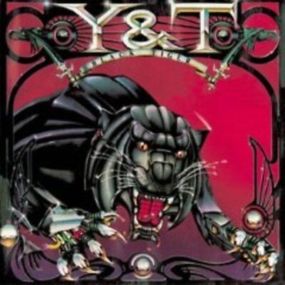 Y & T - Black Tiger [Re-release] Cd