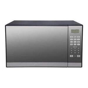 OSTER EGO34AL7-X1 1.3 CU.FT STAINLESS STEEL MICROWAVE