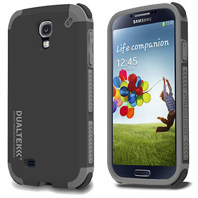 PureGear DualTek Extreme Shock Hard Case Shield For Samsung Galaxy S4 S IV Black on Rummage