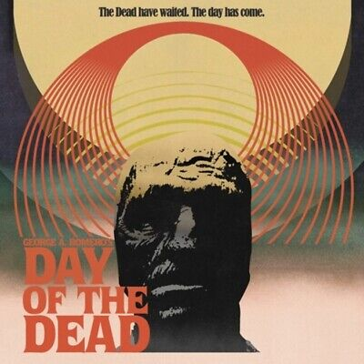 Colors Of Day Of The Dead (DAY OF THE DEAD Soundtrack 2 LP Colored Blood Smear Vinyl Waxwork Records)