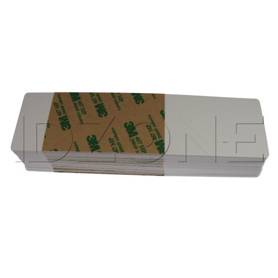 NEW Genuine Fargo 86131 Adhesive Cleaning Cards