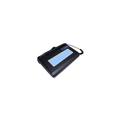 Topaz T-lbk460 Siglite 1x5 Electronic Signature Pad - Lcd Backlit